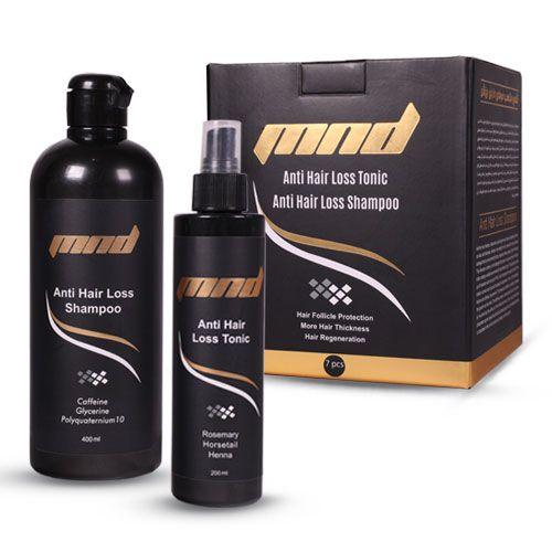 پکیج ضد ریزش و تقویت کننده مو